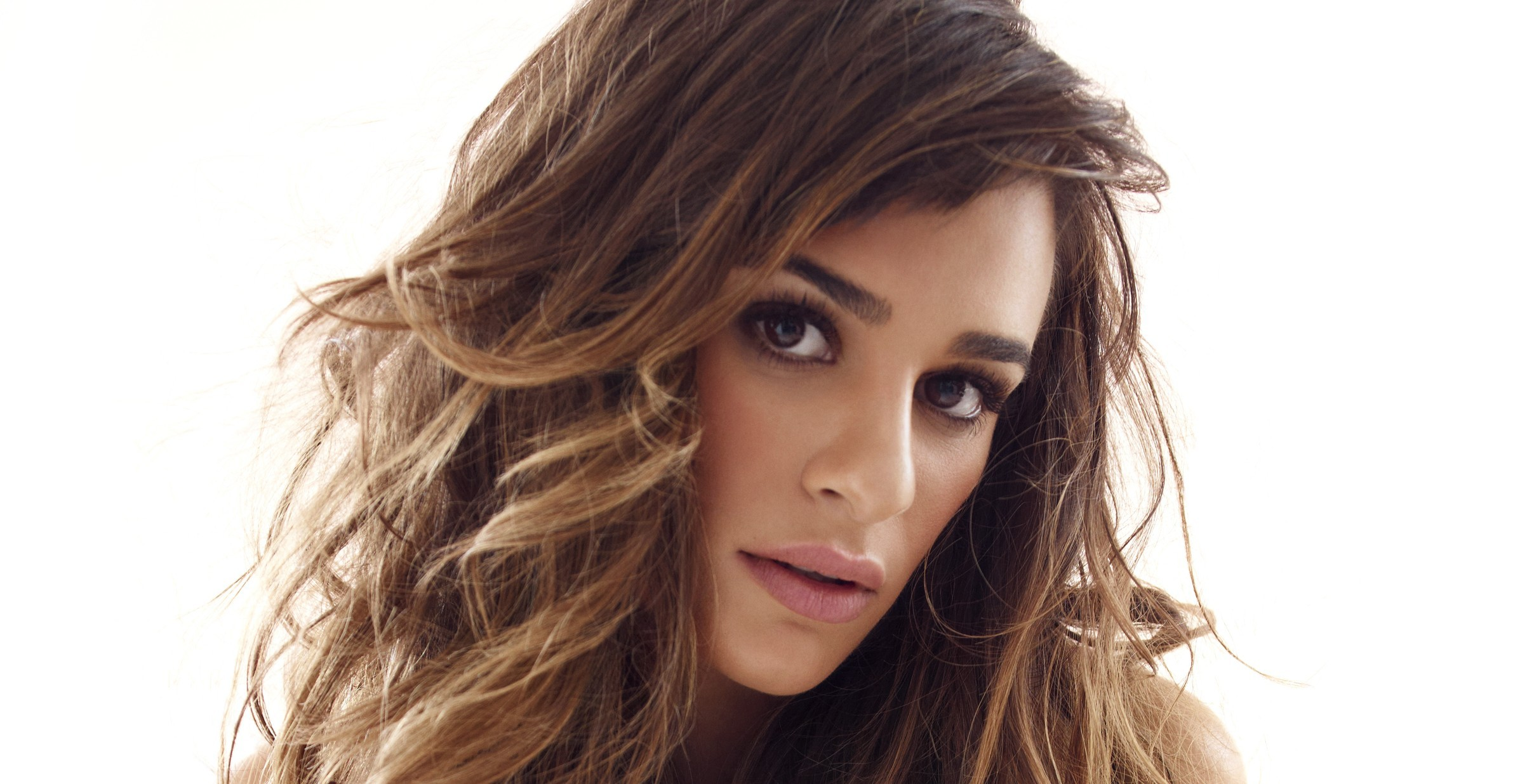 Lea Michele Widescreen