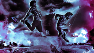 Les Twins Desktop