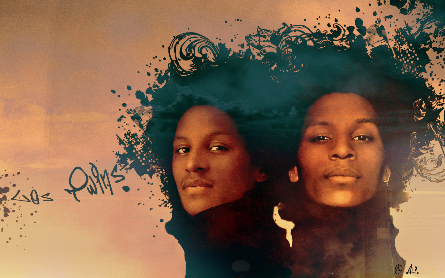 Les Twins Desktop Images