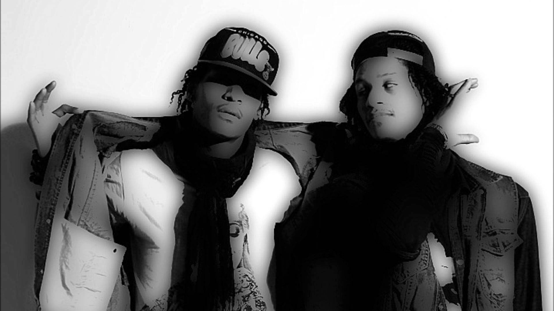 Les Twins HD Background