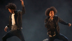 Les Twins Wallpaper For Laptop