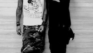 Les Twins Wallpaper For Iphone