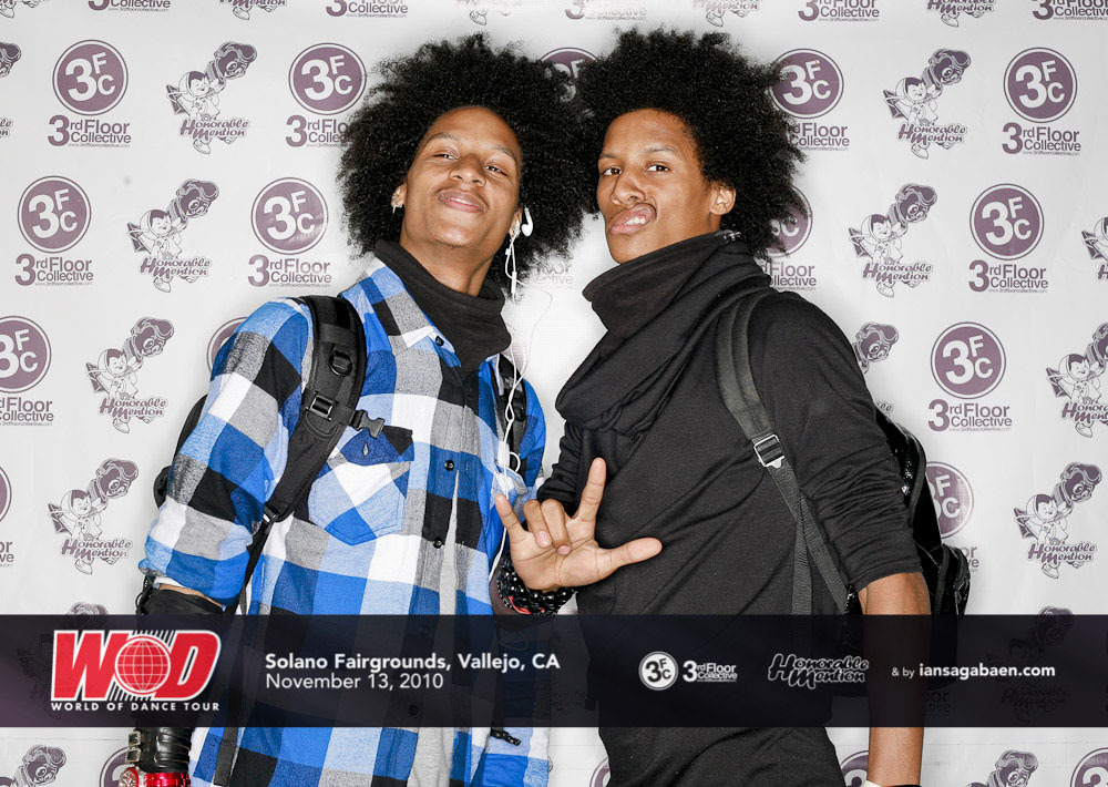 Les Twins Wallpapers And Backgrounds