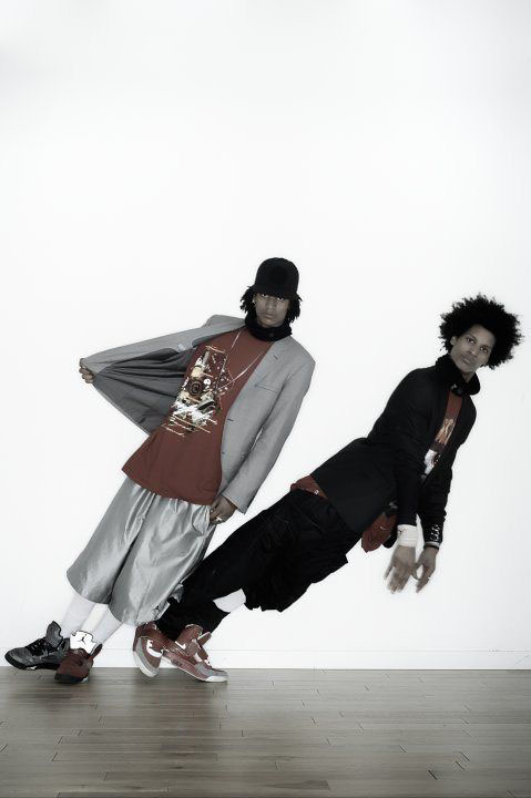 Les Twins Iphone Background