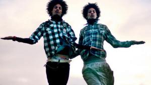 Les Twins Iphone HD Wallpaper