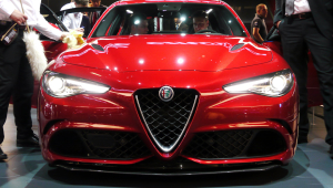 Pictures Of Alfa Romeo Giulia 2015