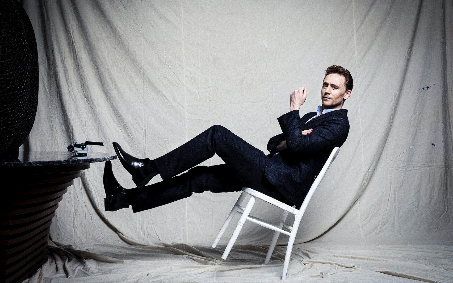 Tom Hiddleston 4K