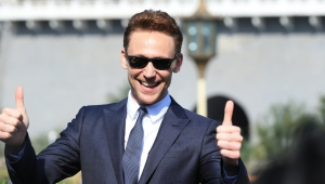 Tom Hiddleston HD