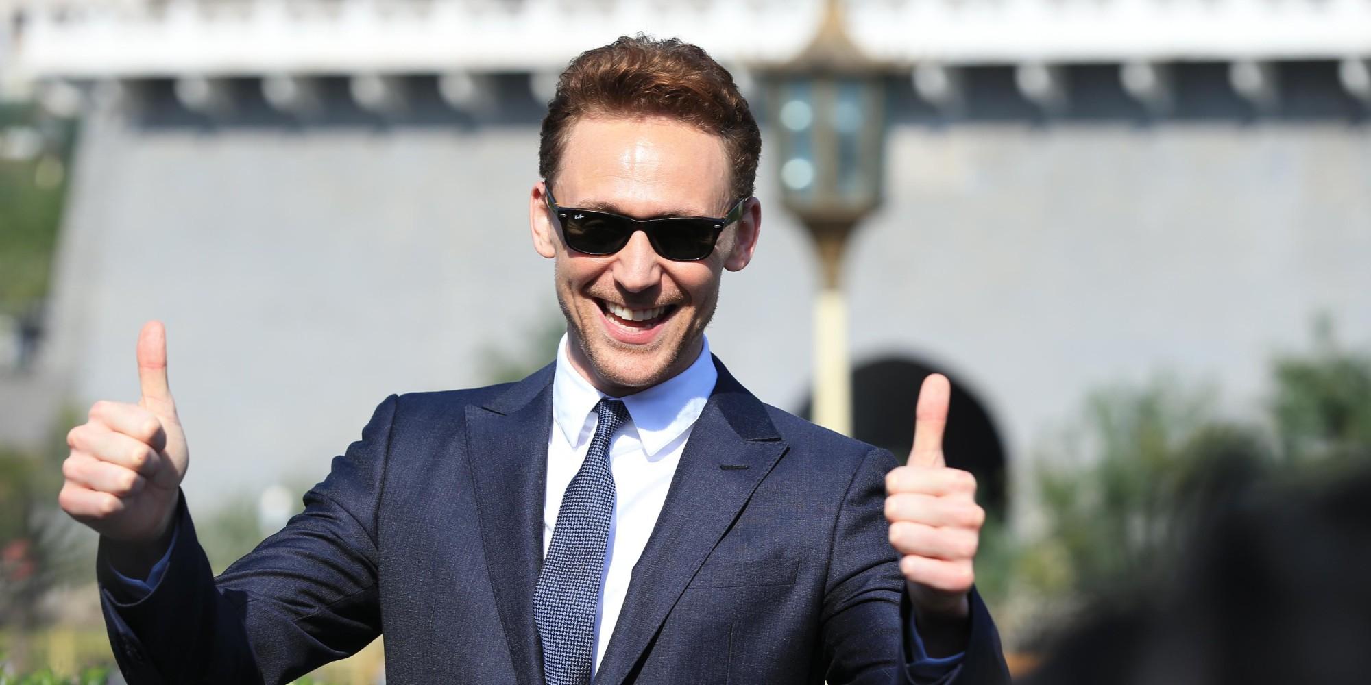 Tom Hiddleston HD