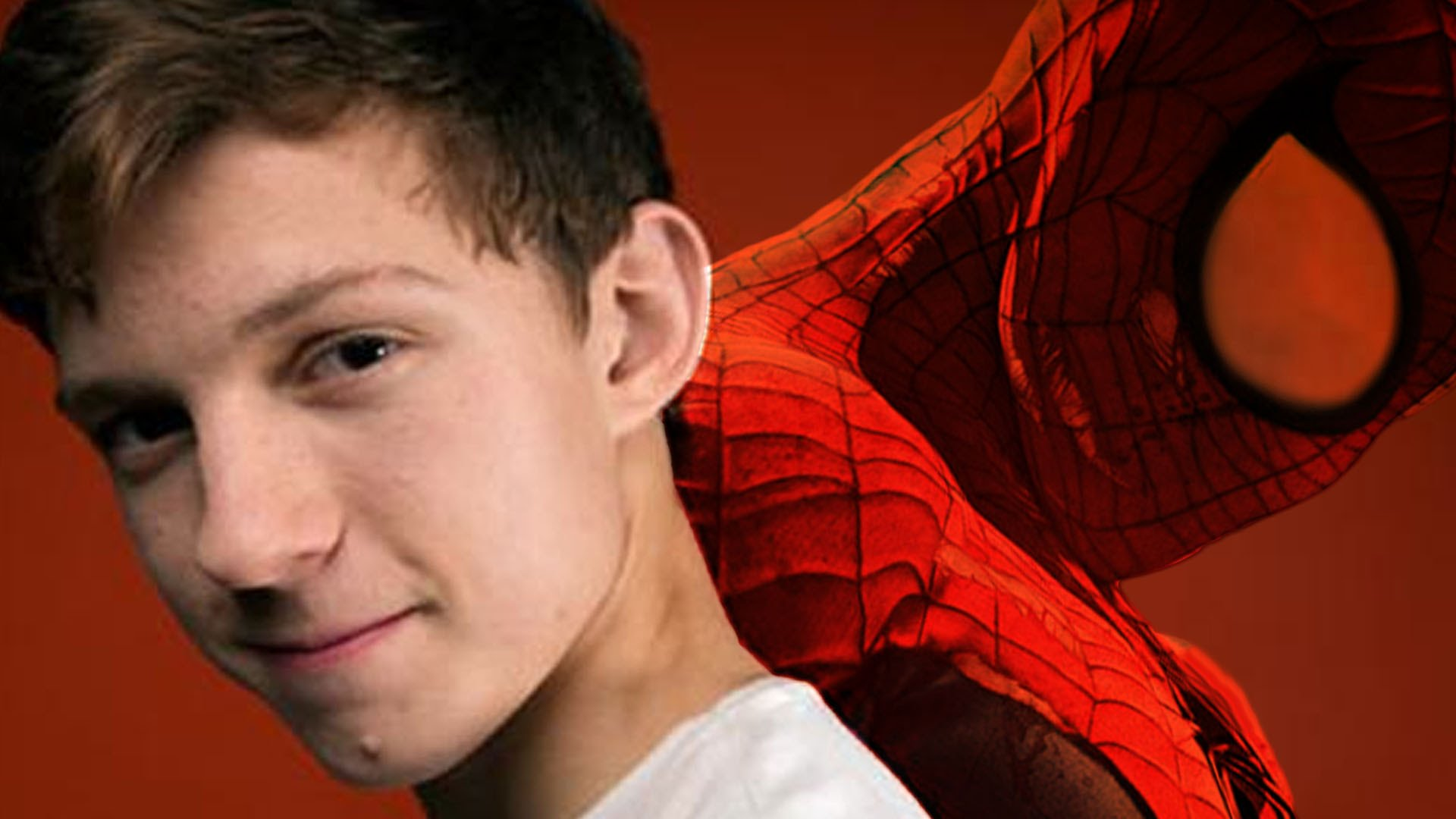 Tom Holland Computer Wallpaper