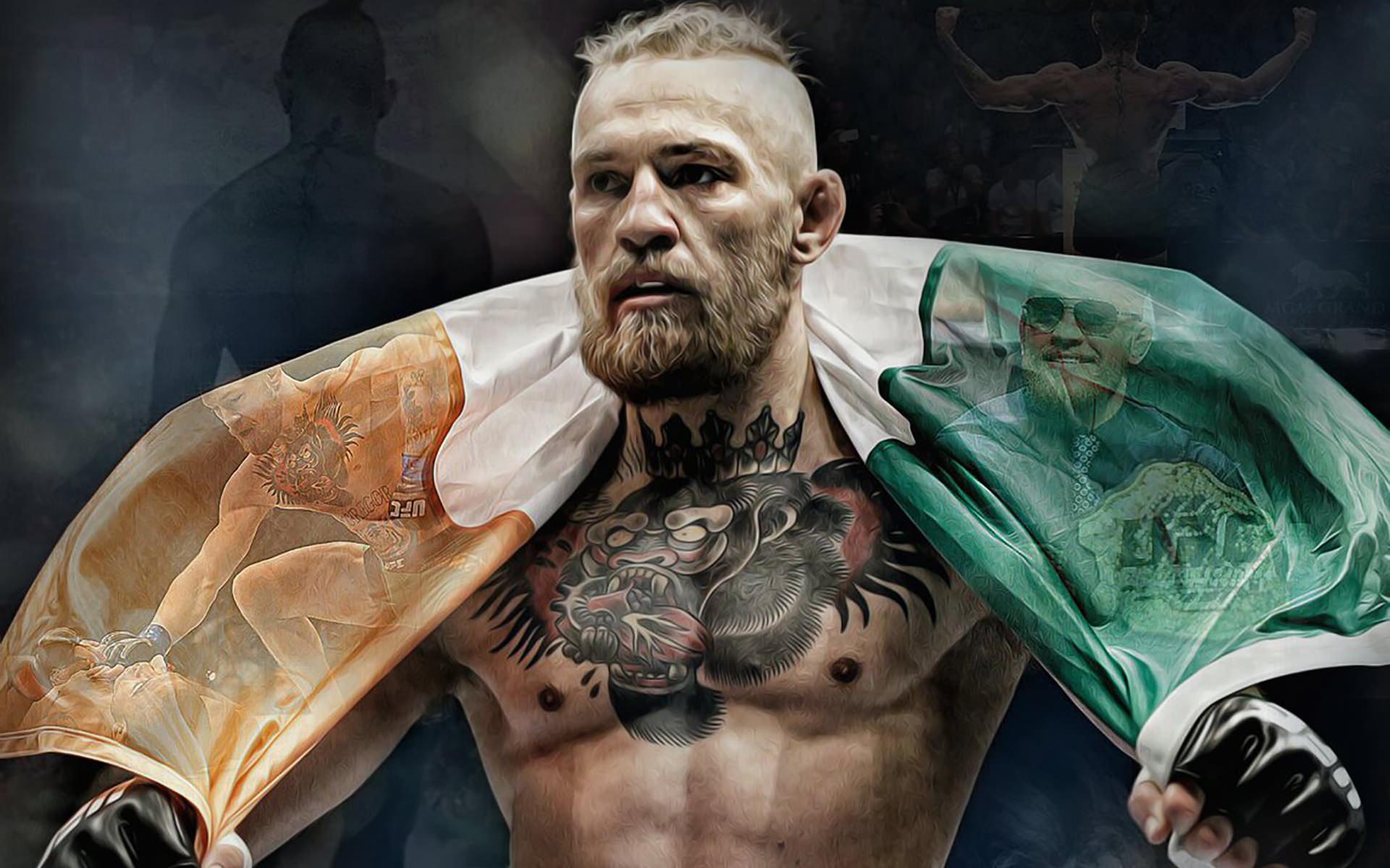 UFC Conor Mcgregor Wallpaper HD