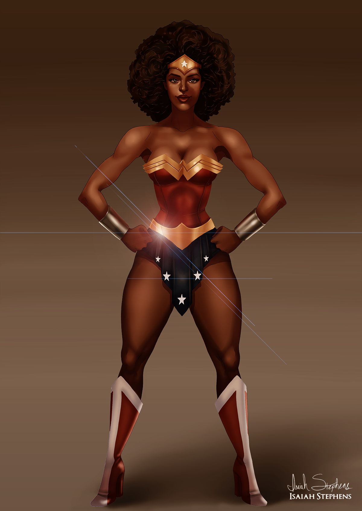 Black Wonder Woman