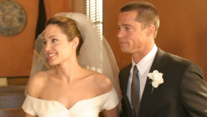 Brad Pitt And Angelina Jolie Wedding Pictures