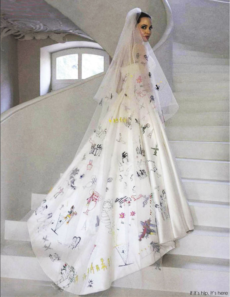 Brangelina Wedding Photos