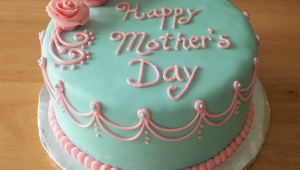 Happy Mothers Day Cake 2016