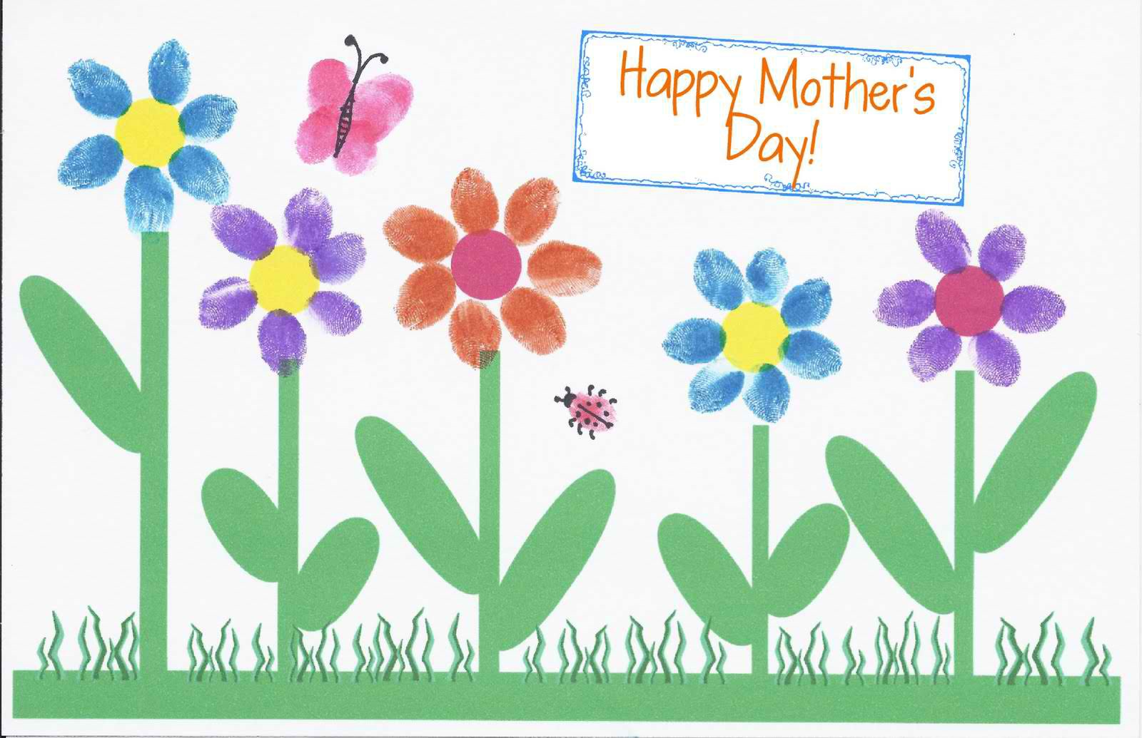 Happy Mothers Day Art