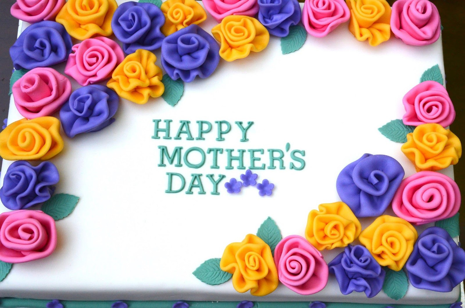 Happy Mother's Day Cake Images