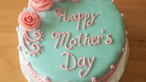 Happy Mother's Day Cake Photos