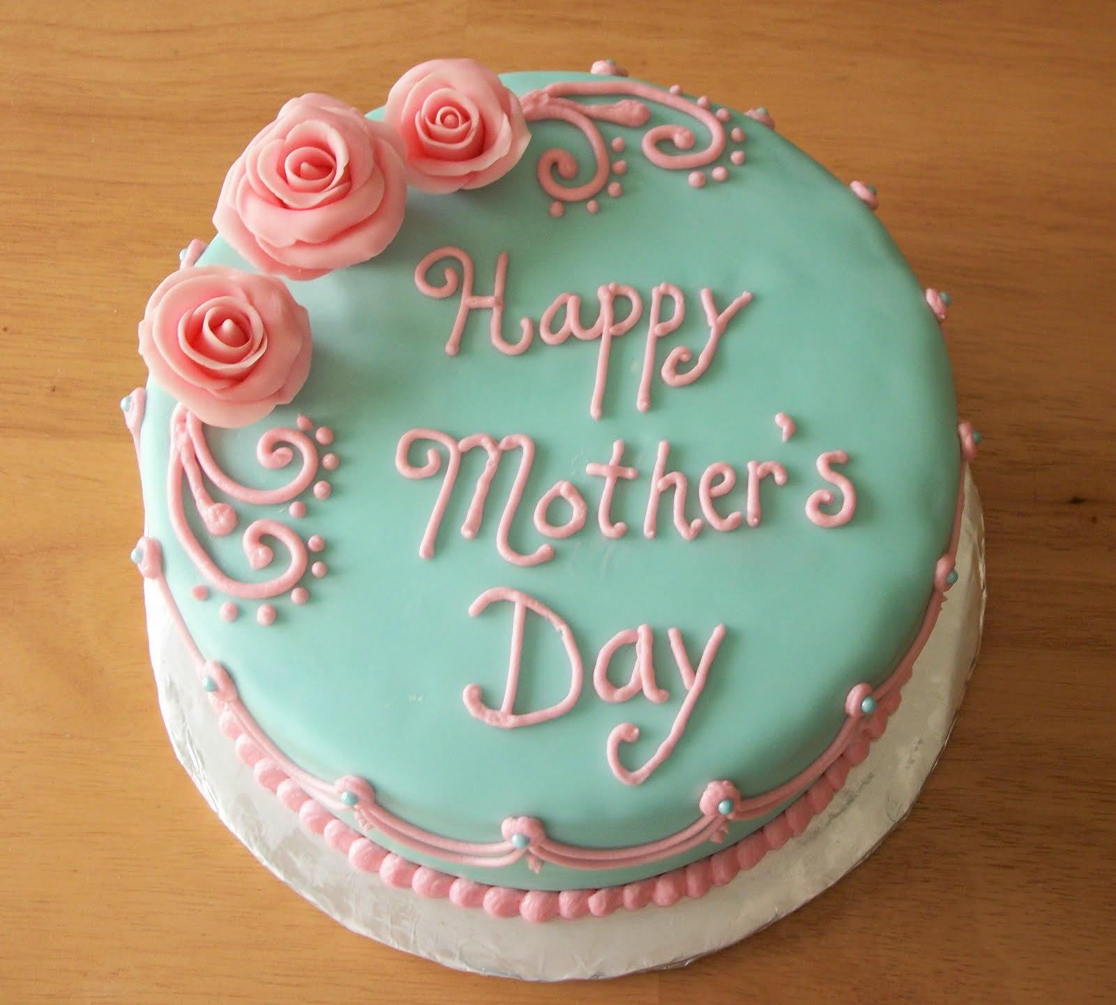 Happy Mother's Day Cake Photos