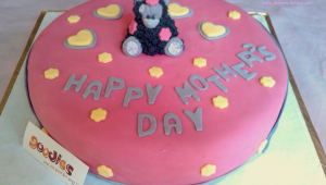 Happy Mothers Day Cakes Photo