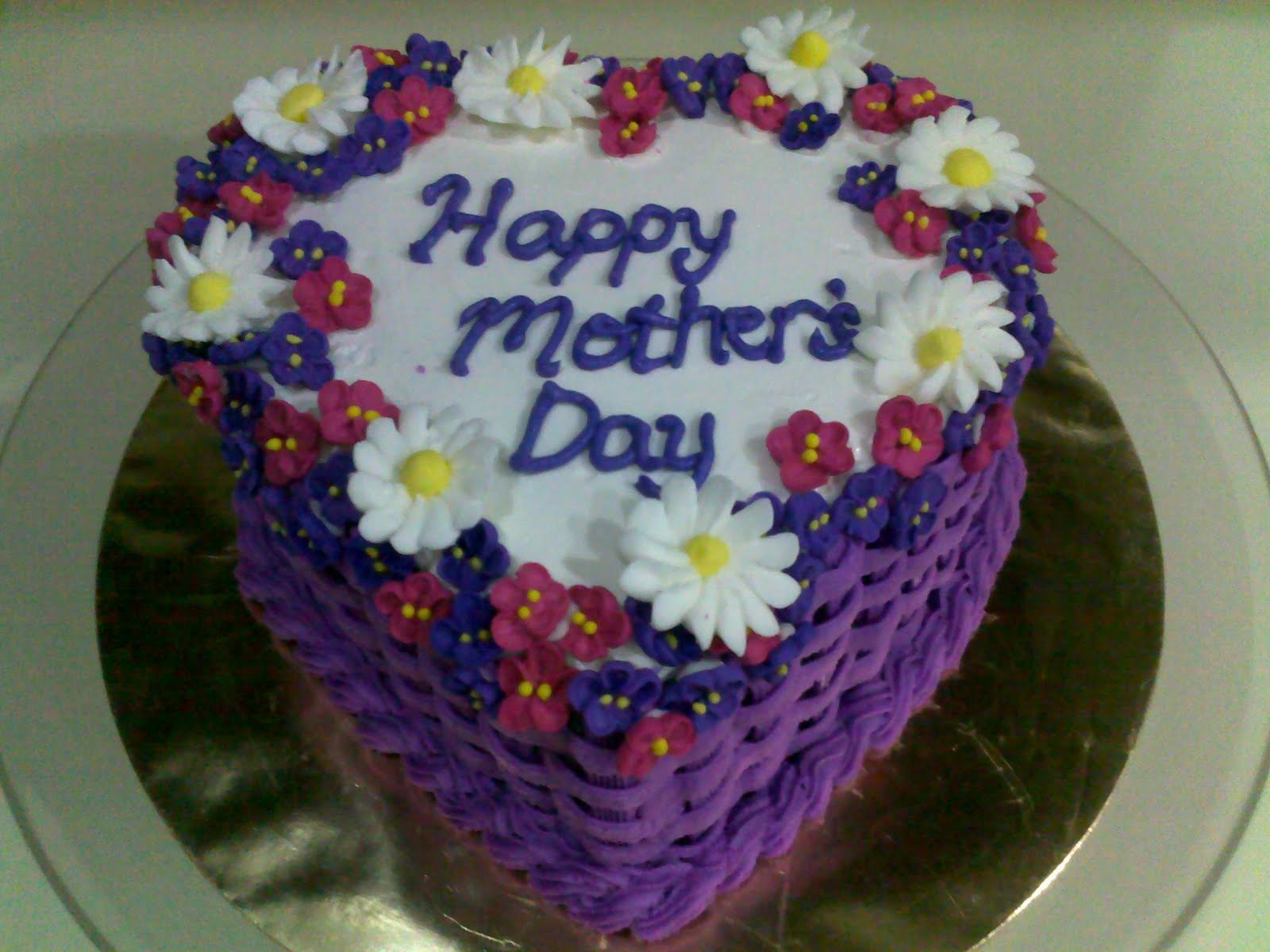 Happy Mothers Day Cakes Pictures