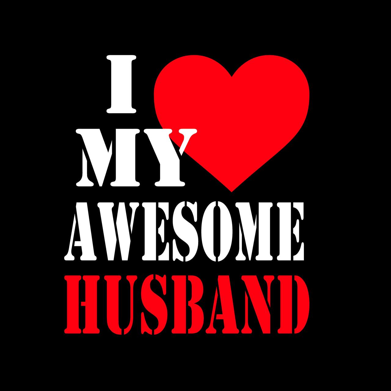 I Love My Husband Image