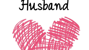 Image Of I Love My Husband
