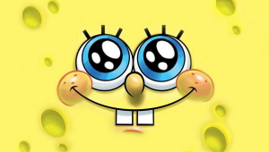 Spongebob Free Cartoon Wallpaper