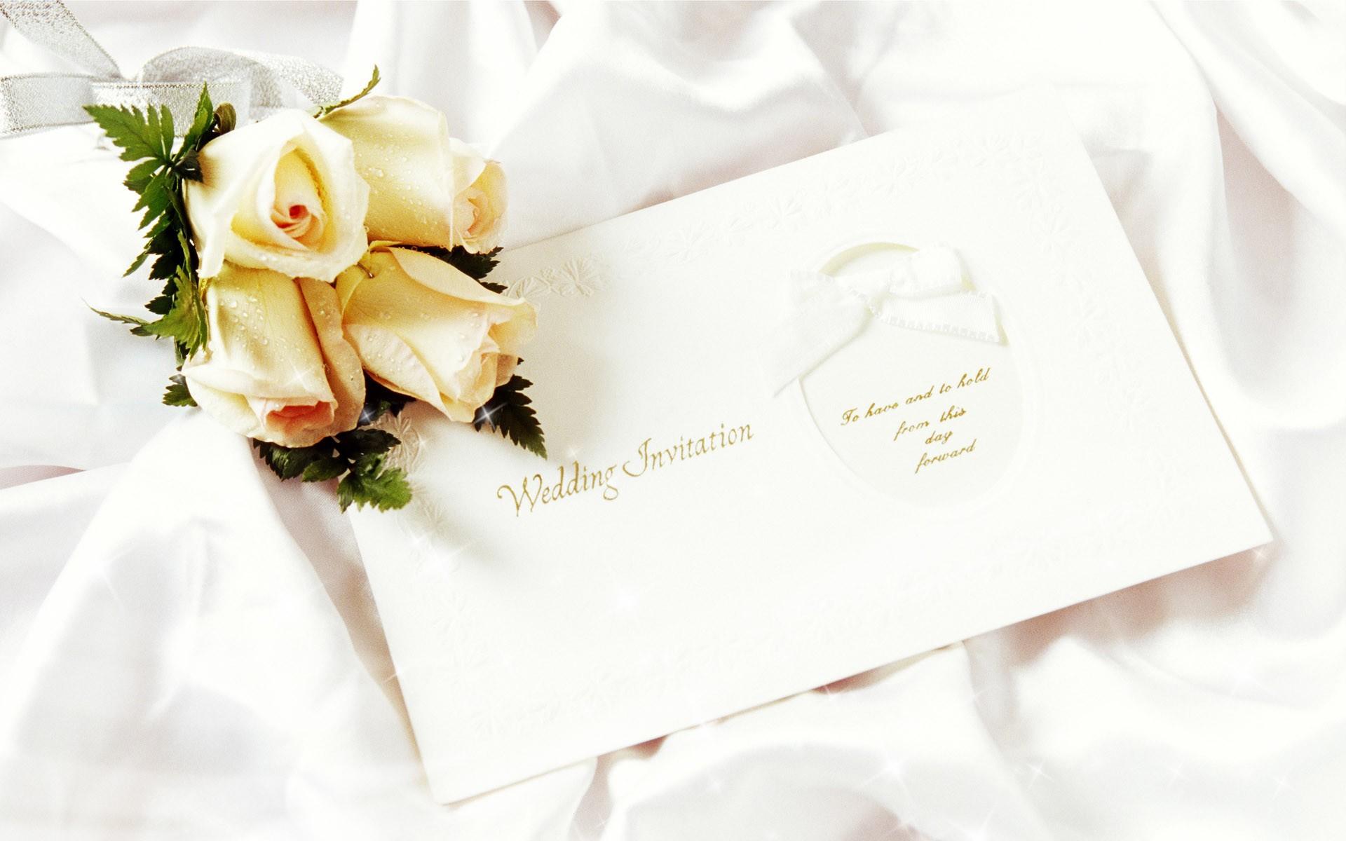Wedding Flower Widescreen