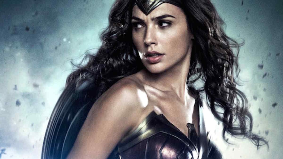 Wonder Woman Crop