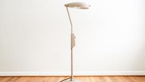 1940s Vintage Floor Lamps
