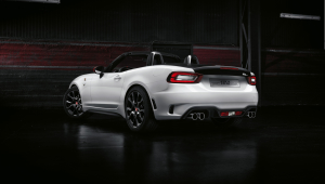 Abarth 124 Spider Images