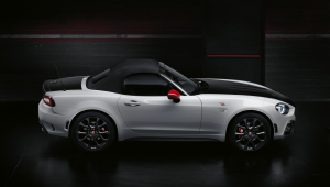 Abarth 124 Spider Photos