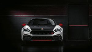 Abarth 124 Spider Wallpaper