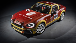 Abarth 124 Spider Wallpapers
