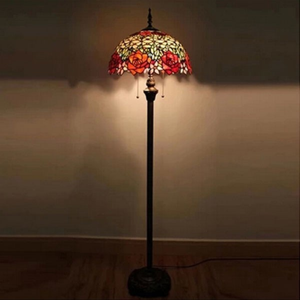 Antique Brass Floor Lamp Parts