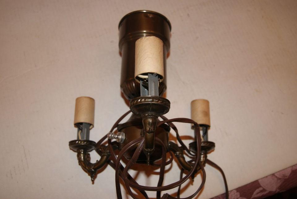 Antique Floor Lamps Parts