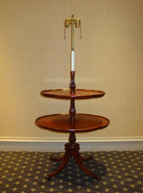 Antique Floor Lamps With Table