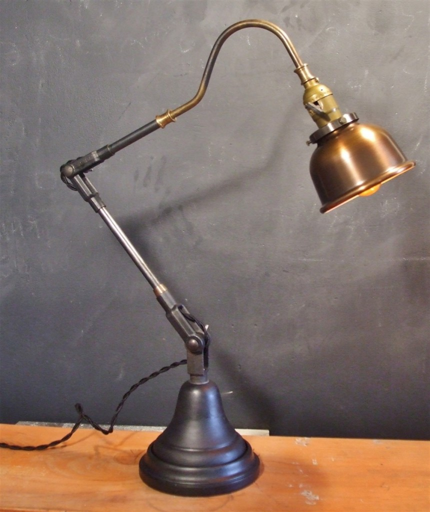 Antique Looking Desk Lamps