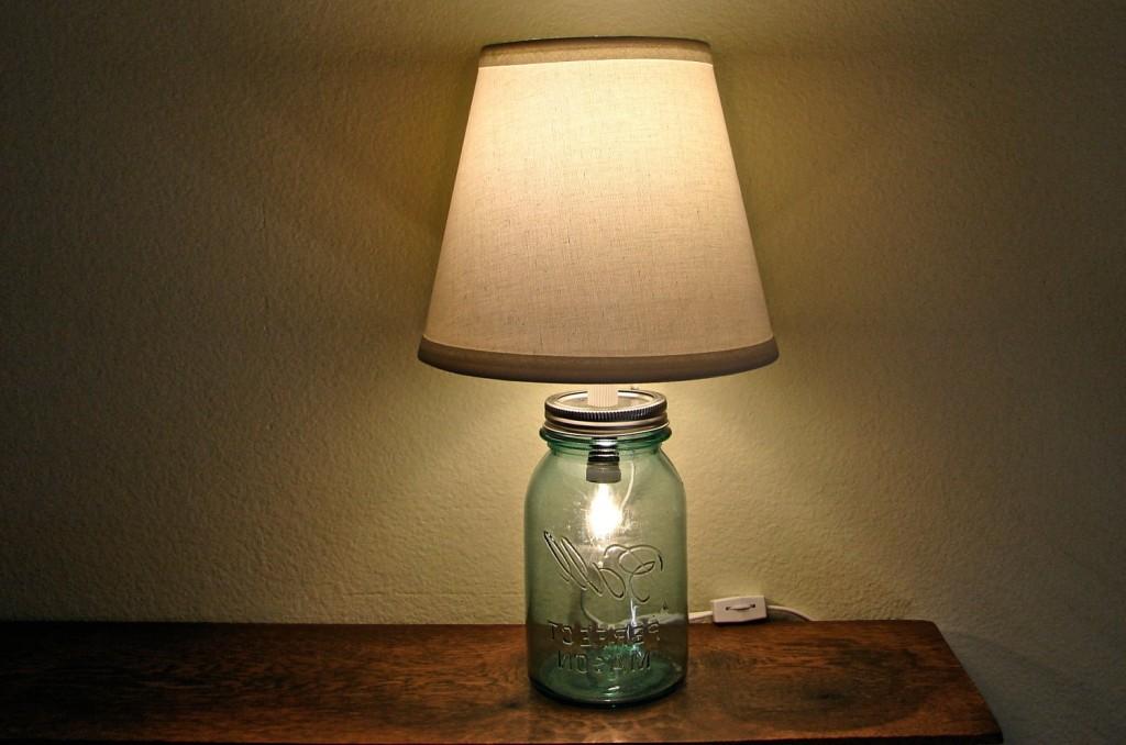 Antique desk lamps