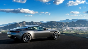 Aston Martin DB11 High Definition Wallpapers