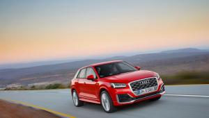 Audi Q2 4K