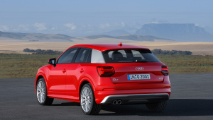 Audi Q2 Desktop