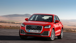 Audi Q2 HD Wallpaper