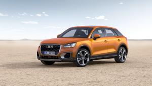 Audi Q2 High Definition