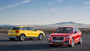 Audi Q2 Images