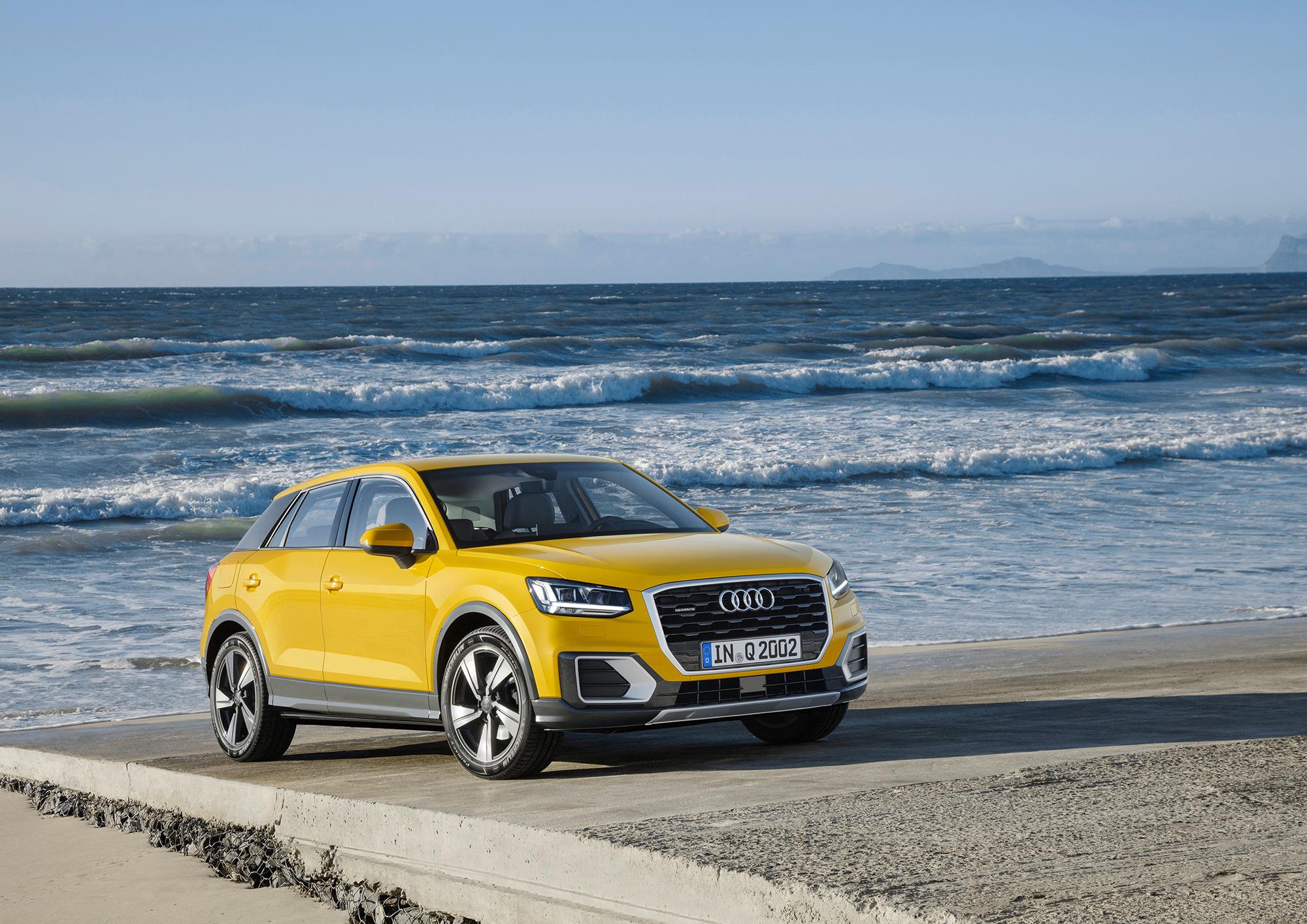 Audi Q2 Wallpapers HD