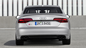 Audi S8 Plus HD Wallpaper