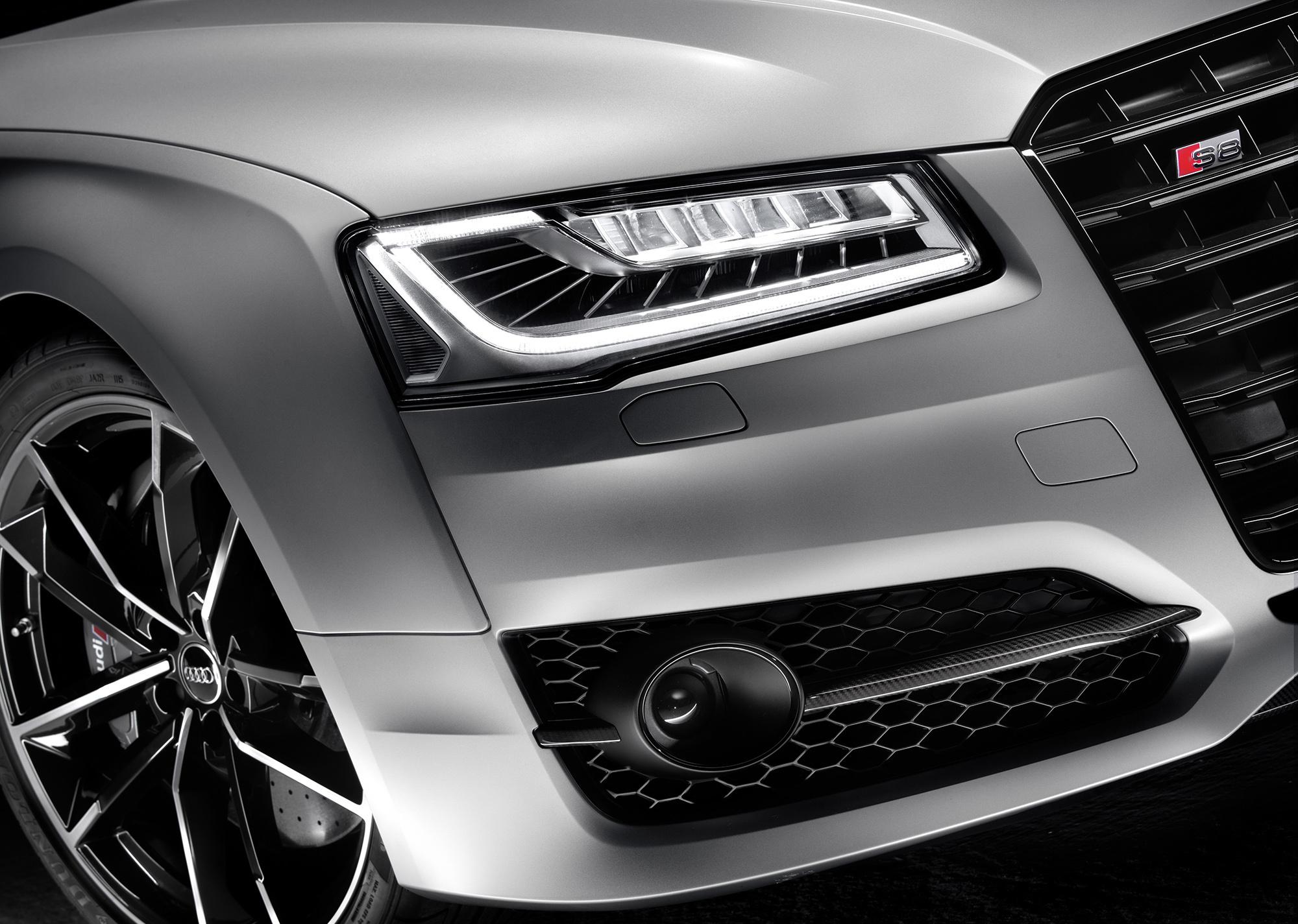 Audi S8 Plus Wallpapers