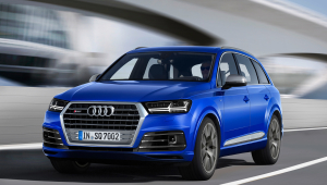 Audi SQ7 HD Wallpaper